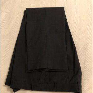 Men's Claiborne Dark Gray Pant.